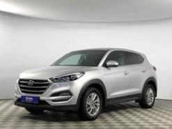 Hyundai Tucson 2017 г. (серебряный)
