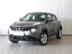Nissan Juke 2013 г. (серый)