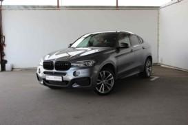 BMW X6 2017 г. (серый)
