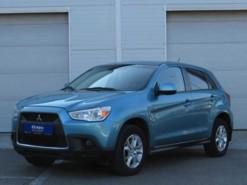 Mitsubishi ASX 2012 г. (голубой)