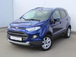 Ford EcoSport 2015 г. (синий)