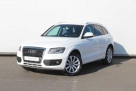Audi Q5 2010 г. (белый)