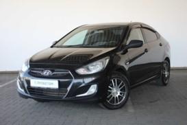 Hyundai Solaris 2013 г. (черный)