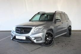 Mercedes-Benz GLK 2013 г. (серый)