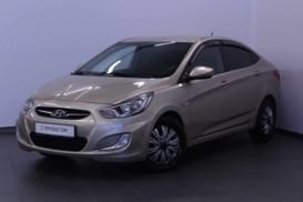 Hyundai Solaris 2011 г. (серый)