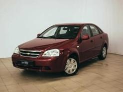 Chevrolet Lacetti 2009 г. (красный)