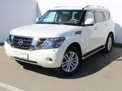Nissan Patrol 2012 г. (белый)