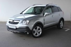 Opel Antara 2008 г. (серебряный)