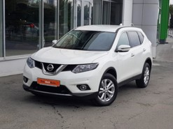 Nissan X-Trail 2018 г. (белый)