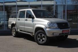 УАЗ Pickup 2013 г. (бежевый)