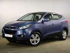 Hyundai ix35 2012 г. (синий)