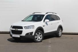 Chevrolet Captiva 2012 г. (белый)