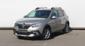 Renault Sandero 2019 г. (бежевый)