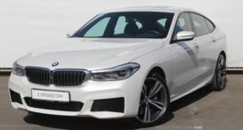 BMW 6er 2017 г. (белый)
