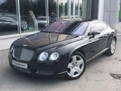 Bentley Continental GT 2004 г. (черный)