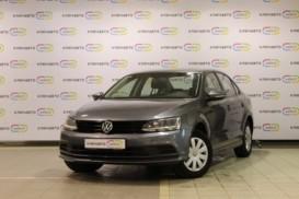 Volkswagen Jetta 2015 г. (серый)