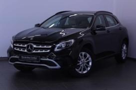 Mercedes-Benz GLA 2017 г. (черный)