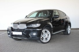 BMW X6 2008 г. (черный)