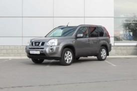 Nissan X-Trail 2007 г. (серый)