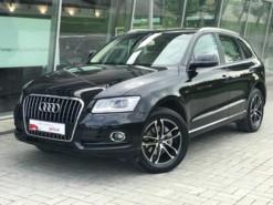 Audi Q5 2016 г. (черный)