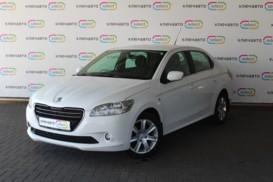 Peugeot 301 2013 г. (белый)