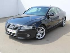 Audi A5 2009 г. (черный)