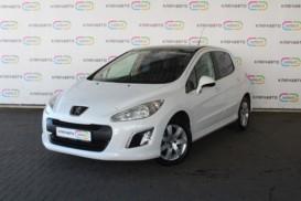Peugeot 308 2012 г. (белый)