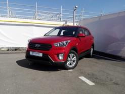 Hyundai Creta 2017 г. (красный)