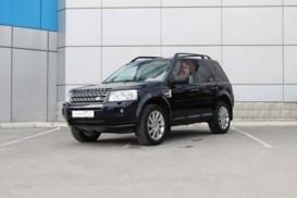 Land Rover Freelander 2011 г. (синий)