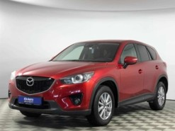 Mazda CX-5 2016 г. (красный)