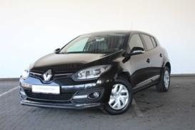Renault Megane 2015 г. (черный)
