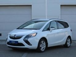 Opel Zafira 2013 г. (белый)