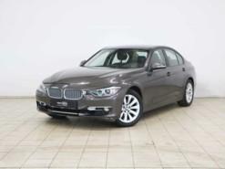 BMW 3er 2013 г. (бежевый)