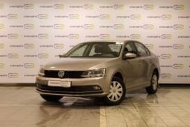 Volkswagen Jetta 2016 г. (бежевый)
