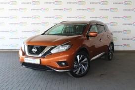 Nissan Murano 2016 г. (оранжевый)