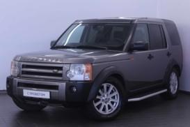 Land Rover Discovery 2007 г. (коричневый)