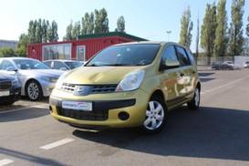 Nissan Note 2007 г. (желтый)