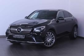 Mercedes-Benz GLC Coupe 2019 г. (черный)