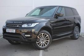 Land Rover Range Rover Sport 2014 г. (черный)