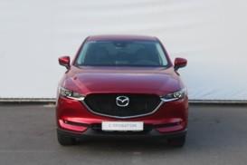 Mazda CX-5 2017 г. (красный)