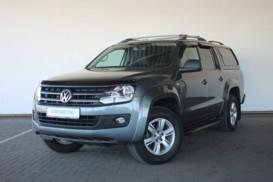 Volkswagen Amarok 2013 г. (серый)