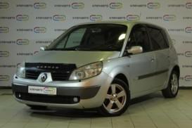 Renault Scenic 2006 г. (серый)