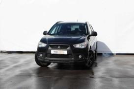 Mitsubishi ASX 2010 г. (черный)