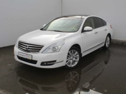 Nissan Teana 2011 г. (белый)