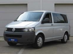 Volkswagen Caravelle 2013 г. (серебряный)