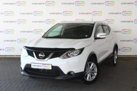 Nissan Qashqai 2015 г. (белый)
