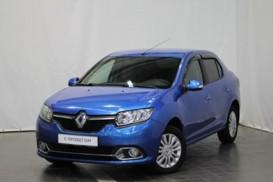 Renault Logan 2014 г. (синий)