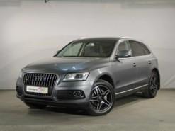 Audi Q5 2012 г. (серый)
