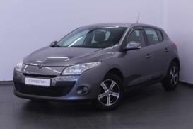 Renault Megane 2012 г. (синий)