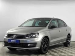 Volkswagen Polo 2019 г. (серебряный)